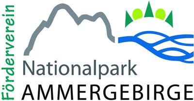 Förderverein Nationalpark Ammergebirge Retina Logo