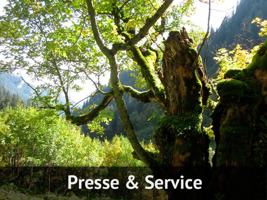 Presse und Service