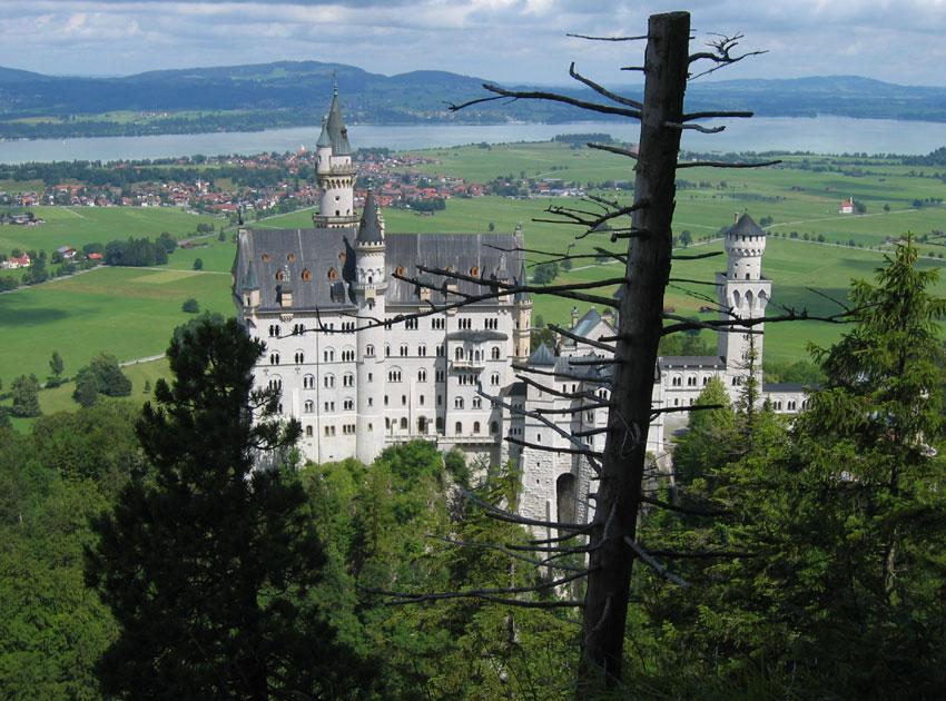 Neuschwanstein H. Endhardt
